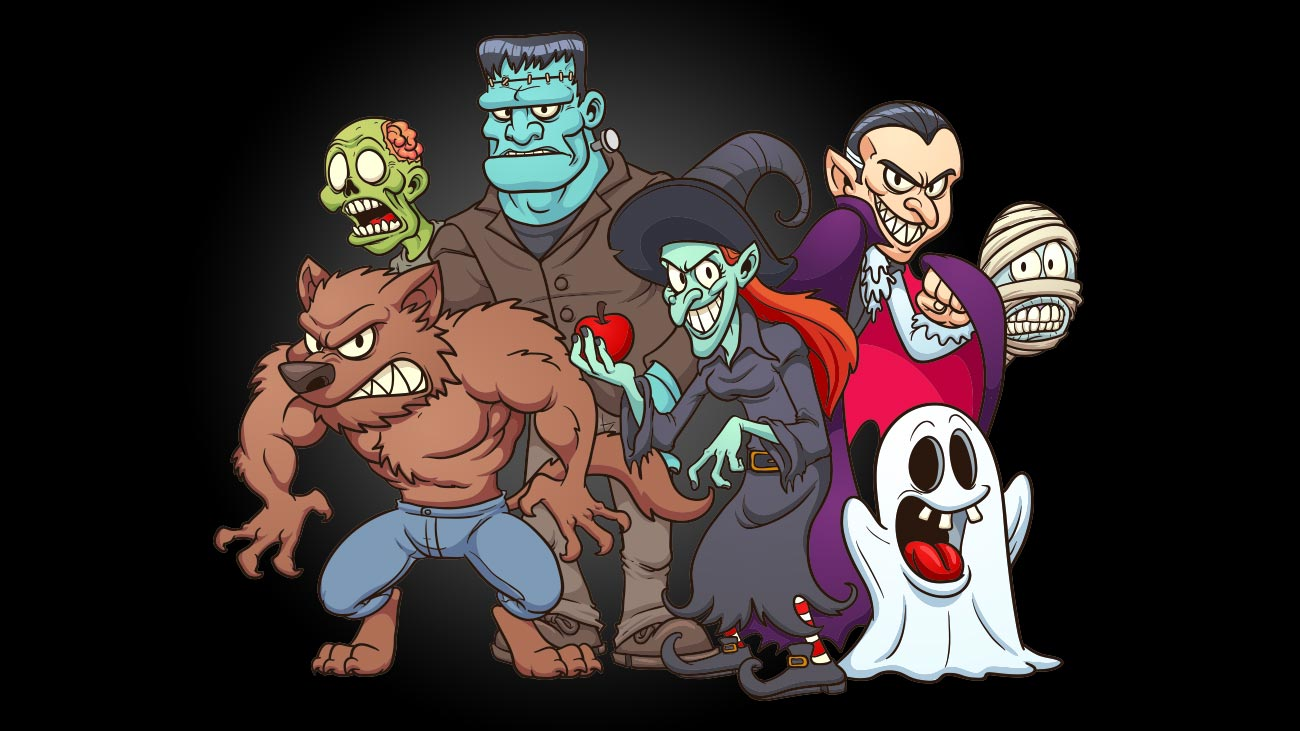 Monster Cartoon Artists