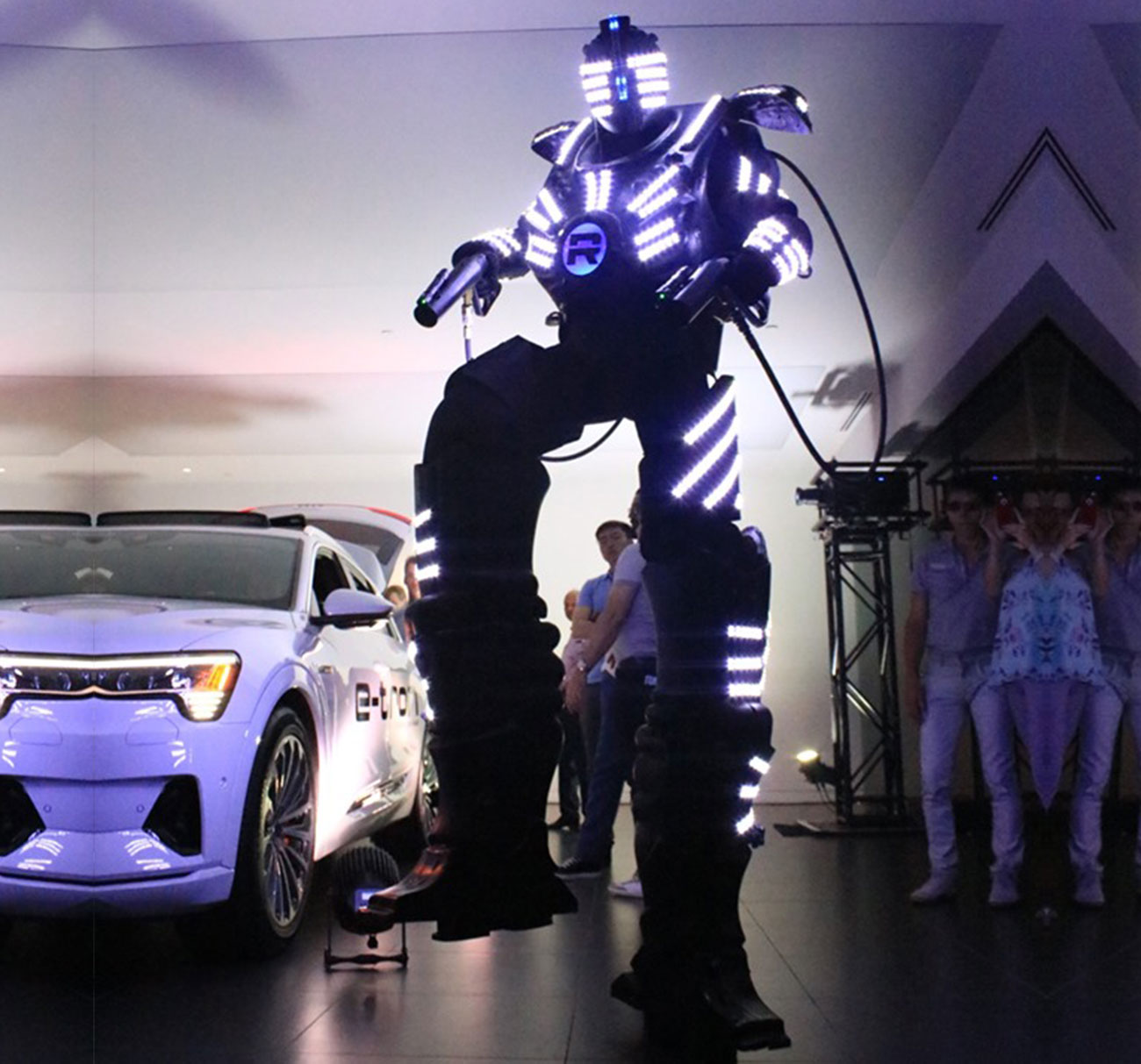 J-Tron the Epic Robot