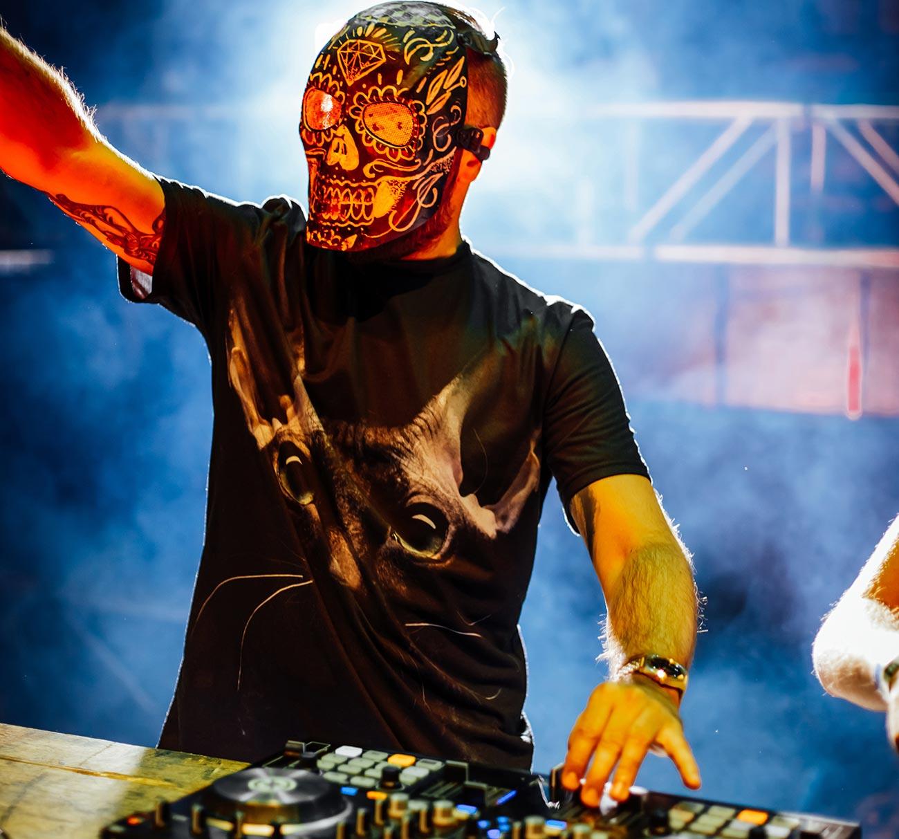 Masked DJ