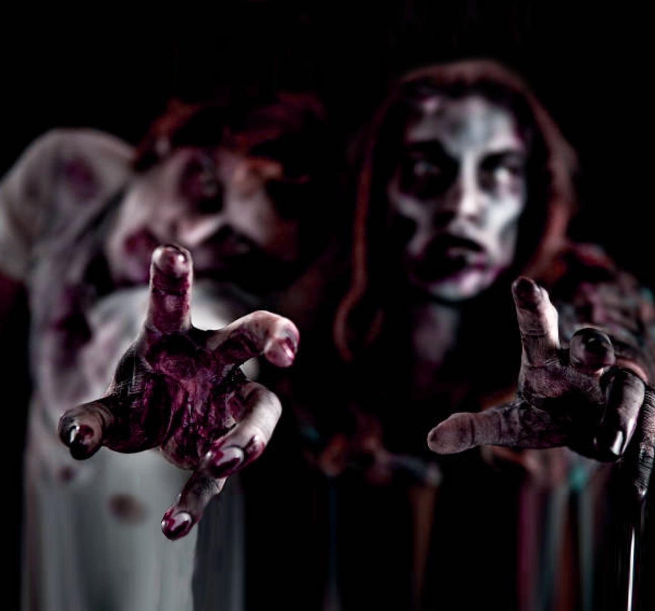 Roaming Zombies