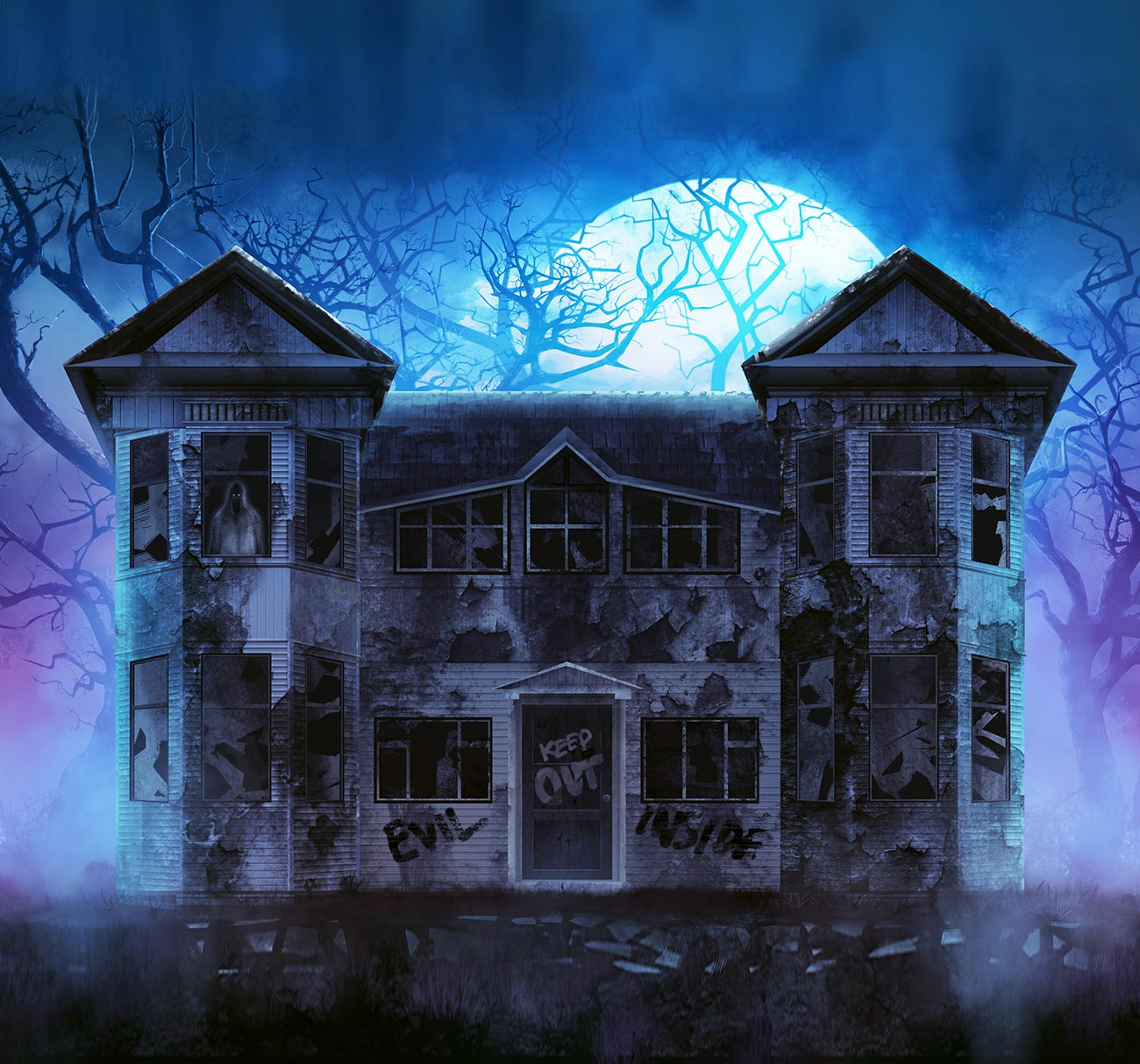 Mobile Haunted House