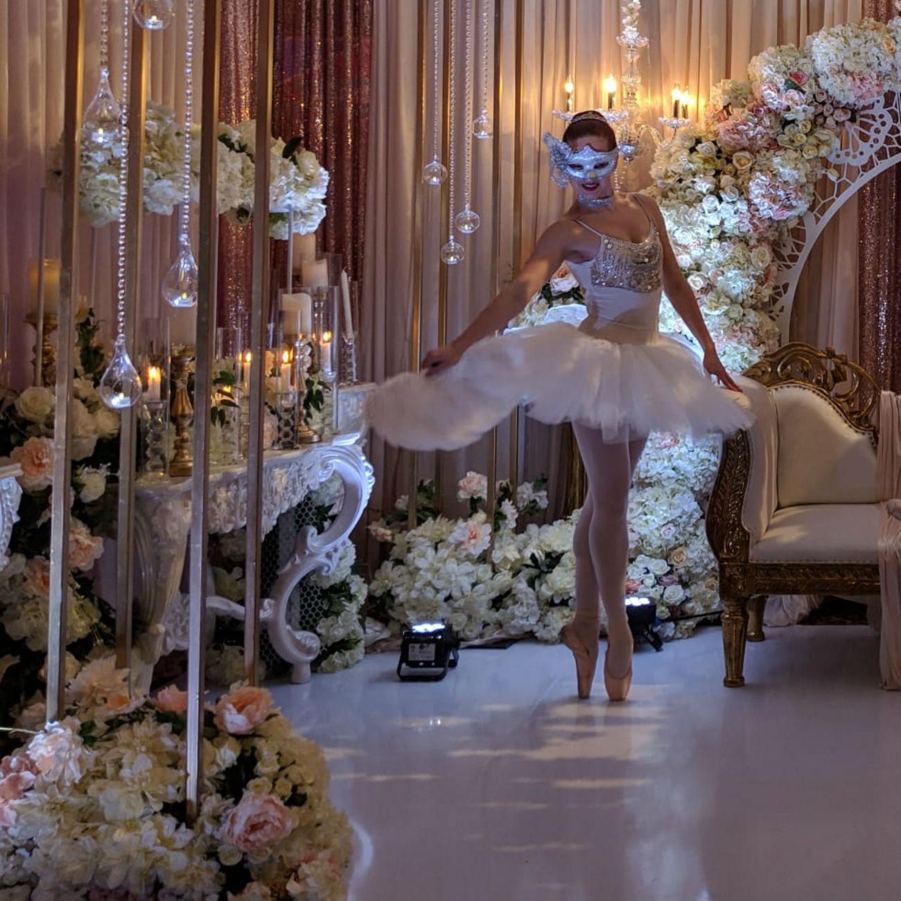 Roaming Ballerinas