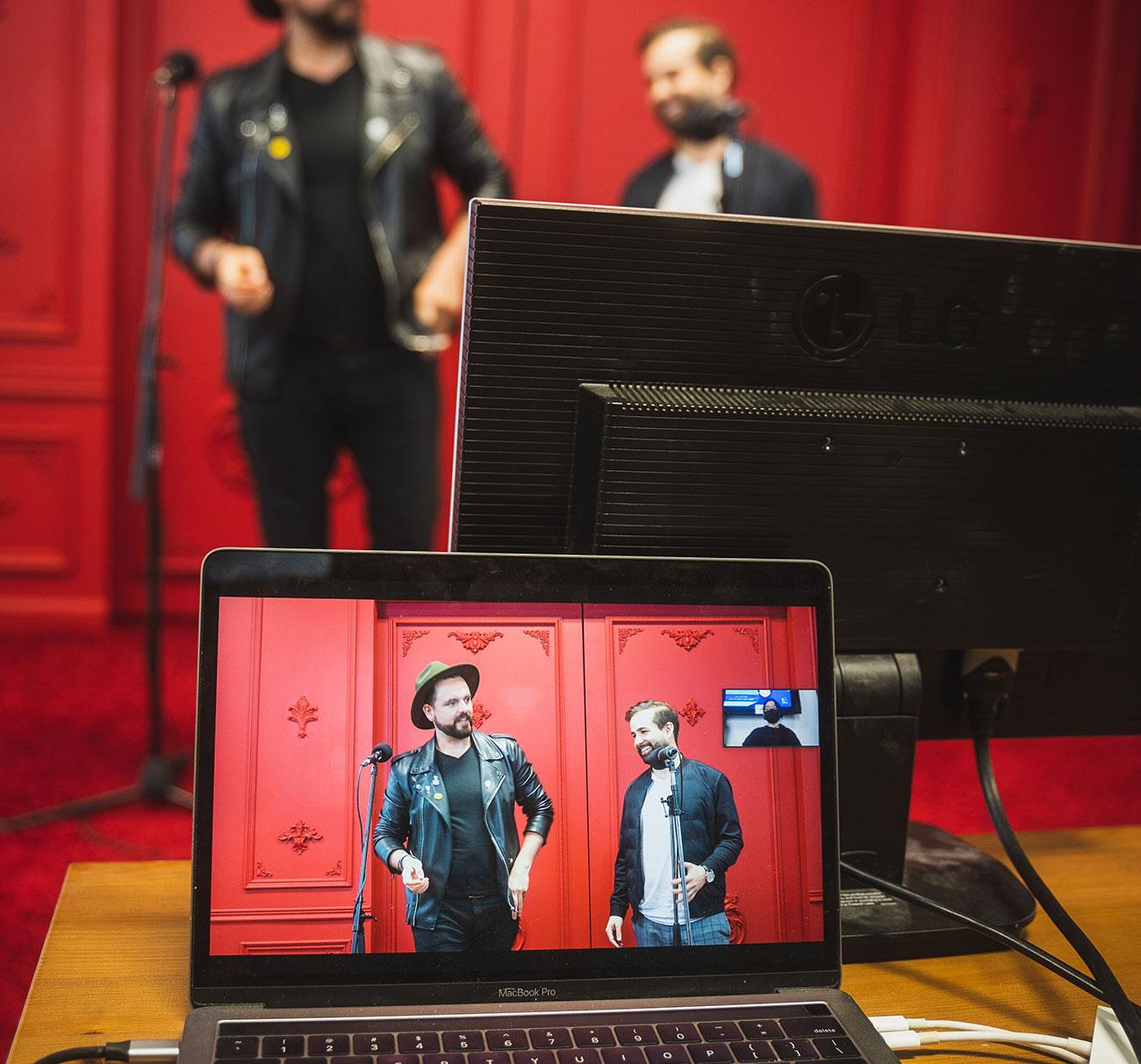 Virtual Comedy & Improv Act (Specialty Act)