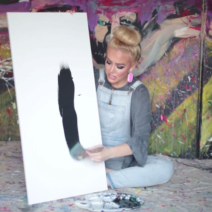 Virtual Speed Painter