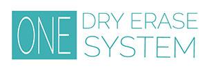 One Dry Erase System