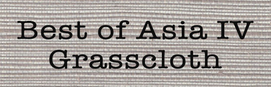 Best of Asia IV Grasscloth