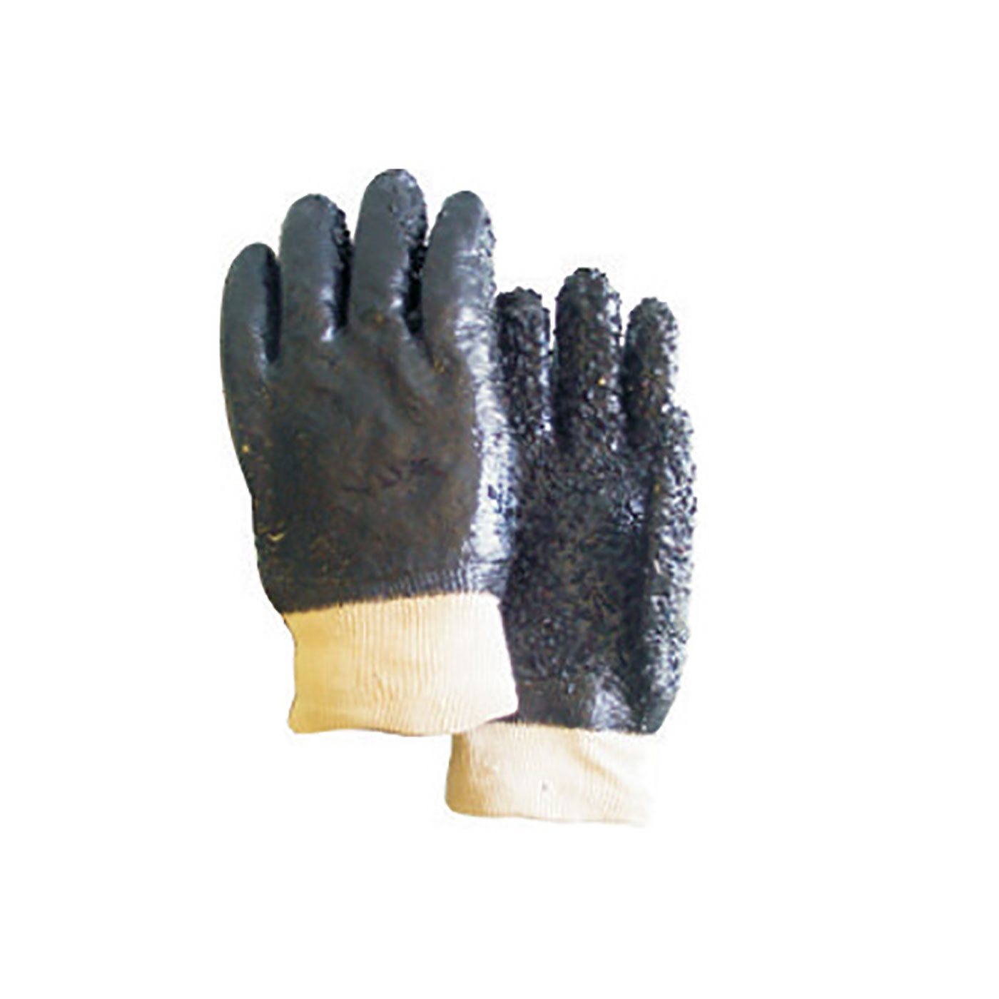 Workhorse Single Dipped P.V.C. Glove