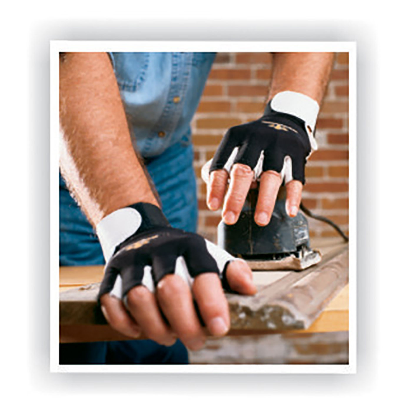 Impacto Impact/Anti-Vibration Glove