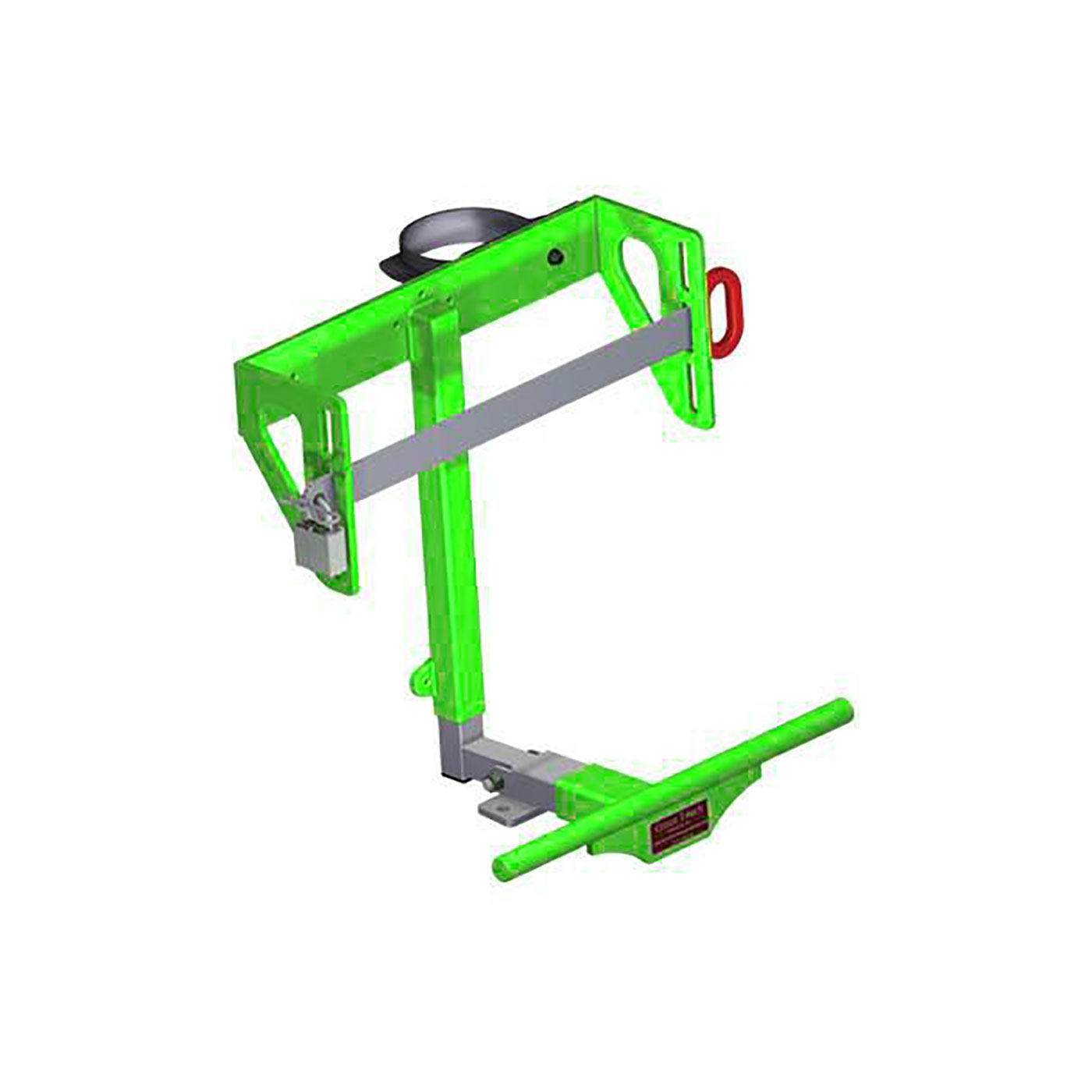 Backpack Blower Rack (Open/Enclosed Trailers)