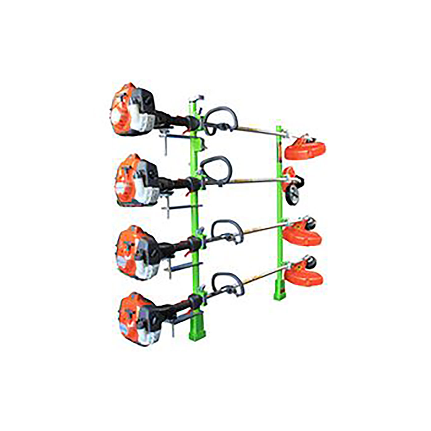 4 Position Trimmer Rack (Enclosed Trailers)