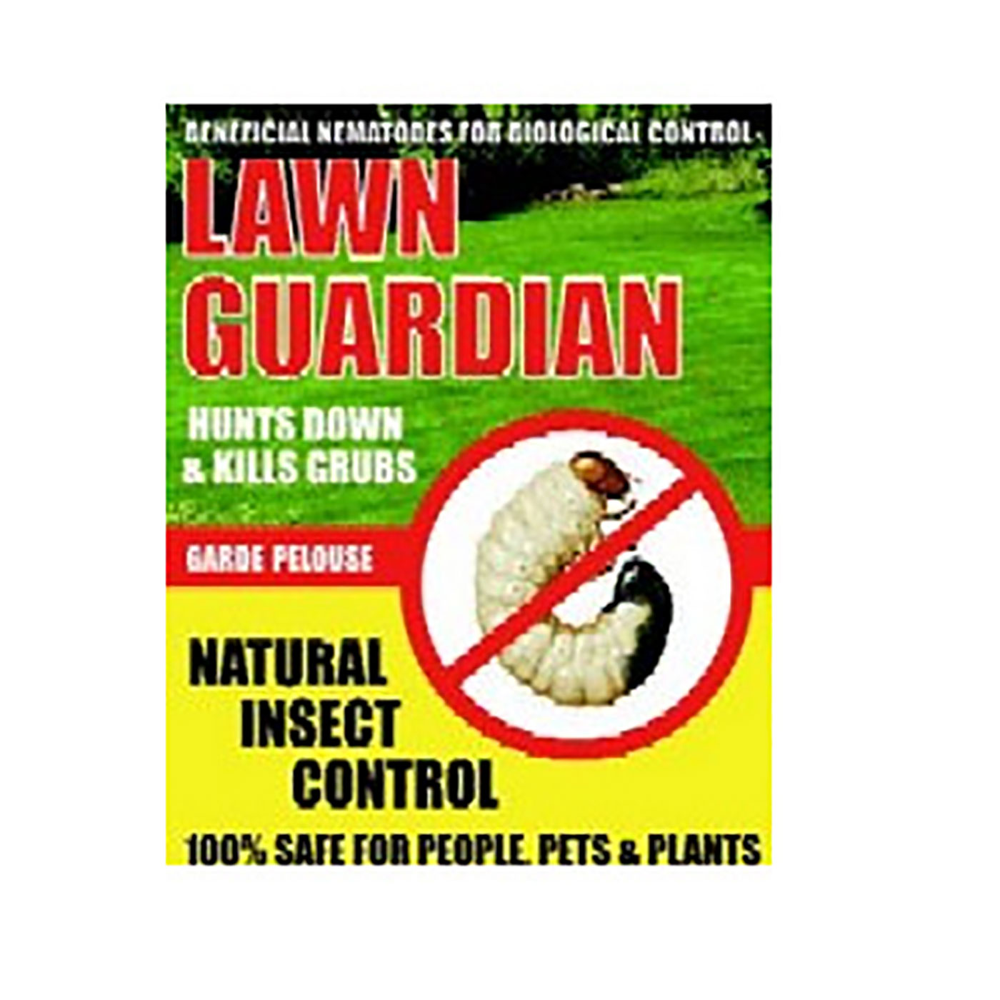 Lawn Guardian Beneficial Nematodes