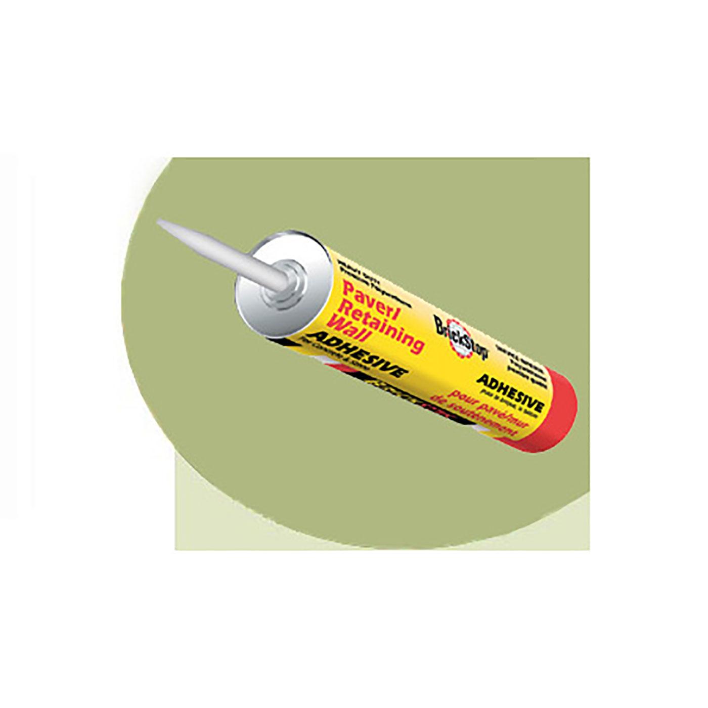10 oz. BrickStik Premium Polyurethane Paver/Retaining Wall Adhesive