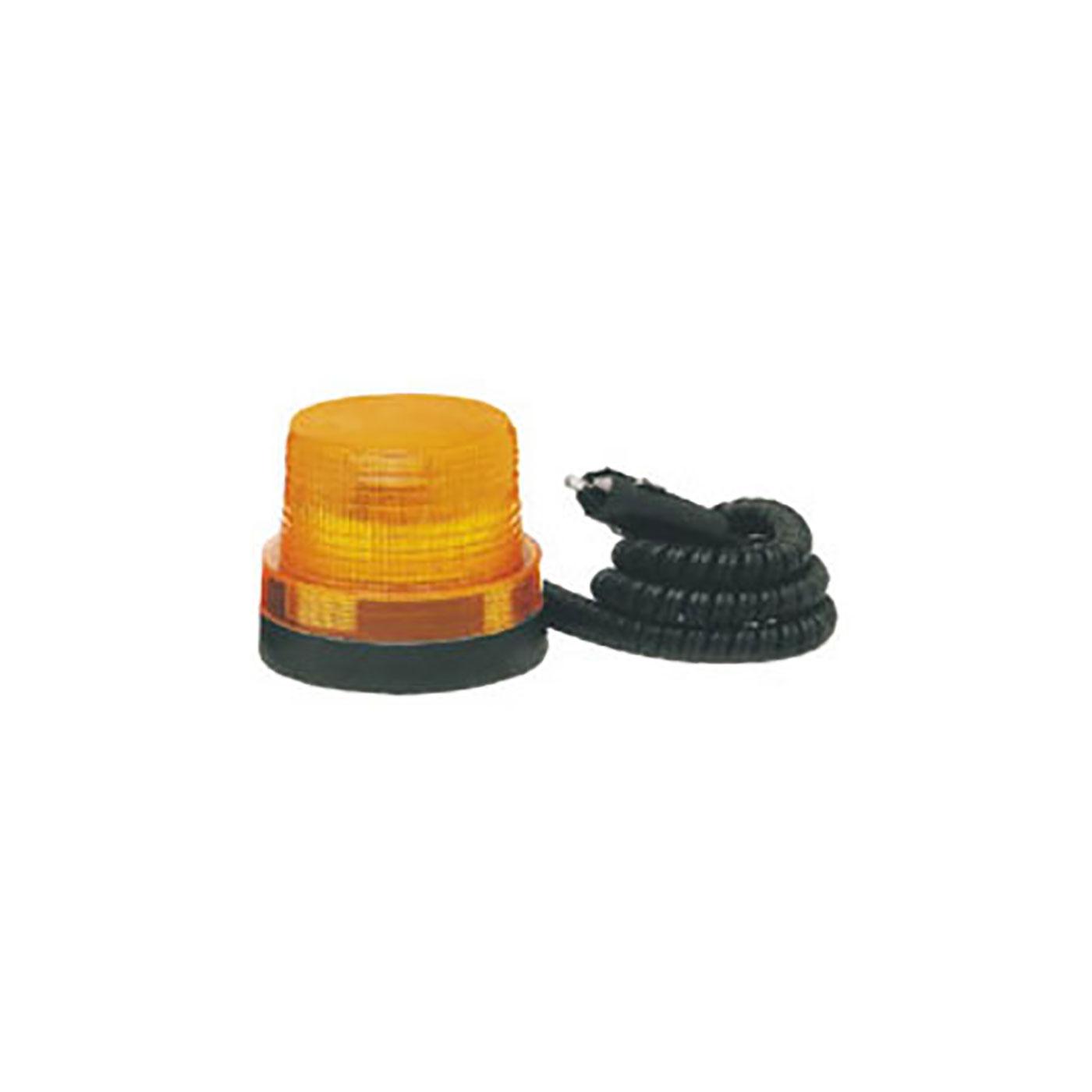 Magnetic Mount Mini Strobe Light (Amber)