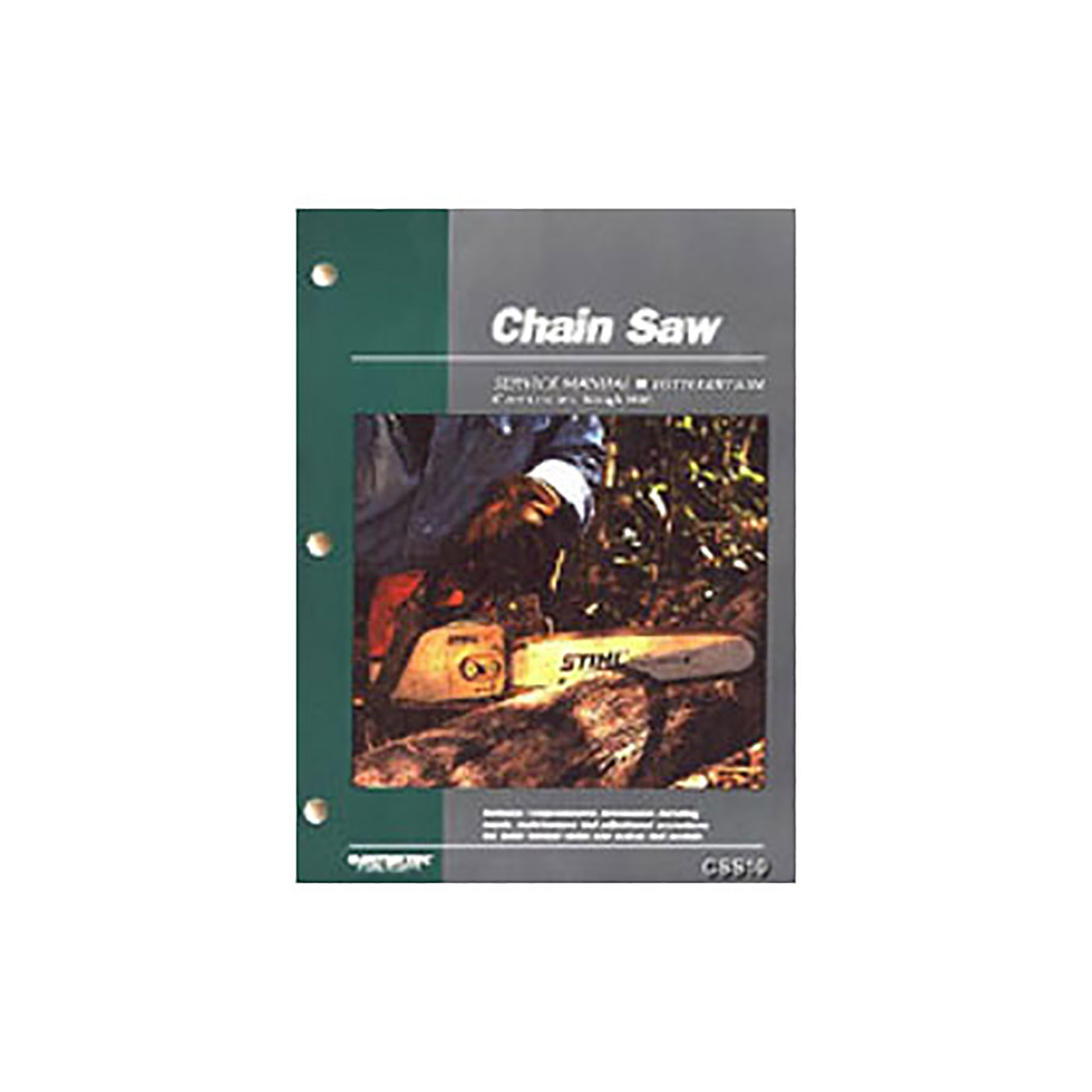 Chainsaw Maintenance & Repair Manual