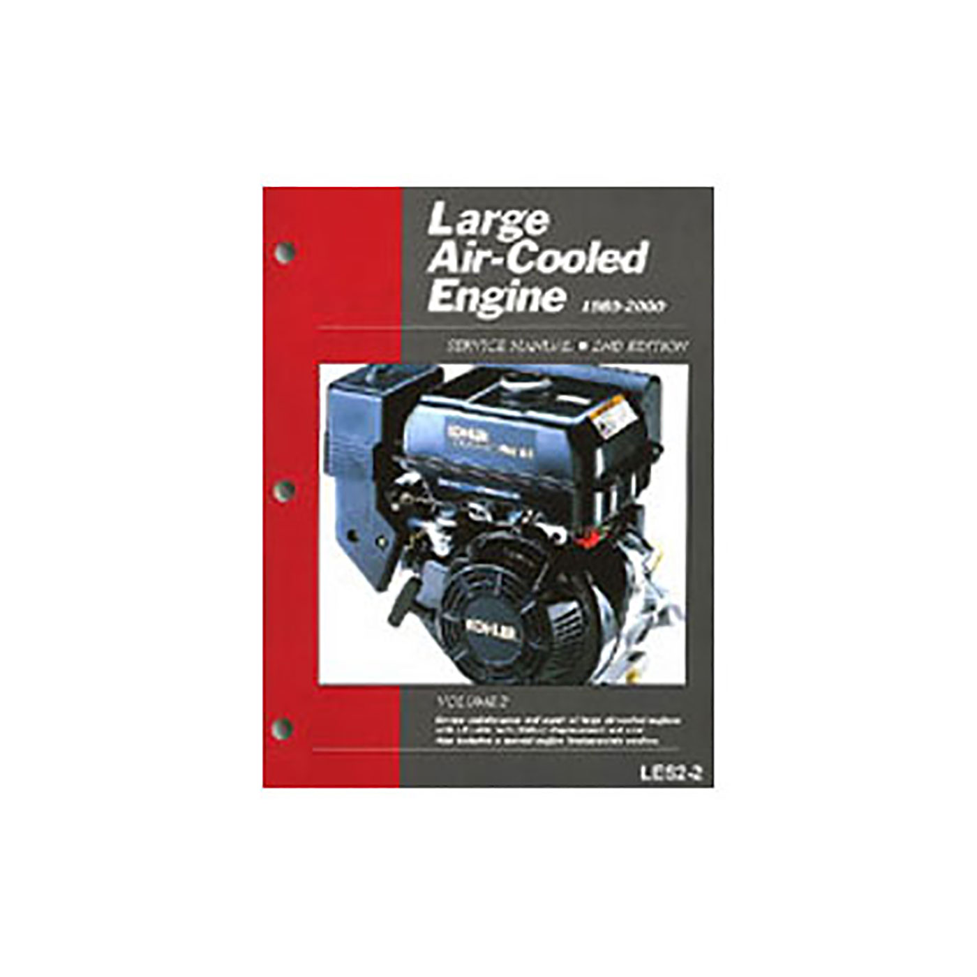 Large Air-Cooled Engine (1989-2000)