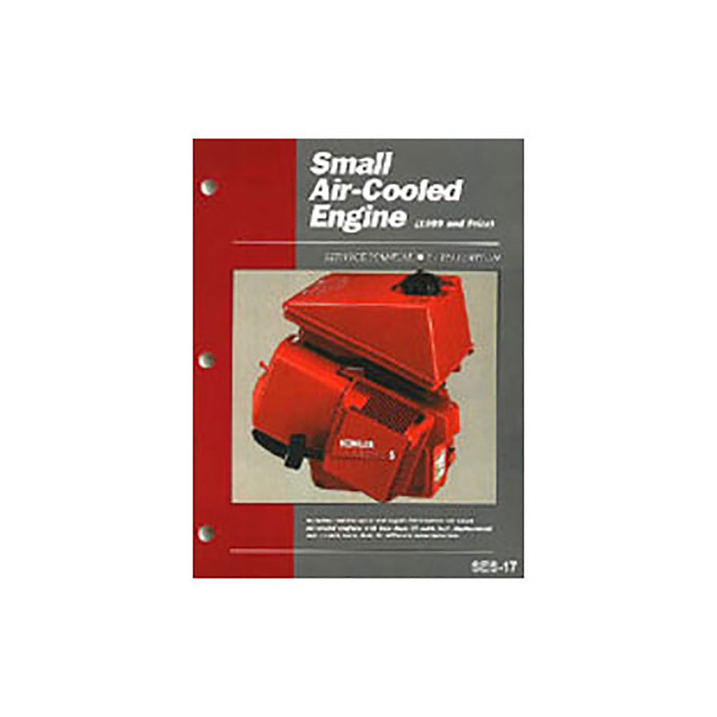Small Air-Cooled Engine (1989 and prior)