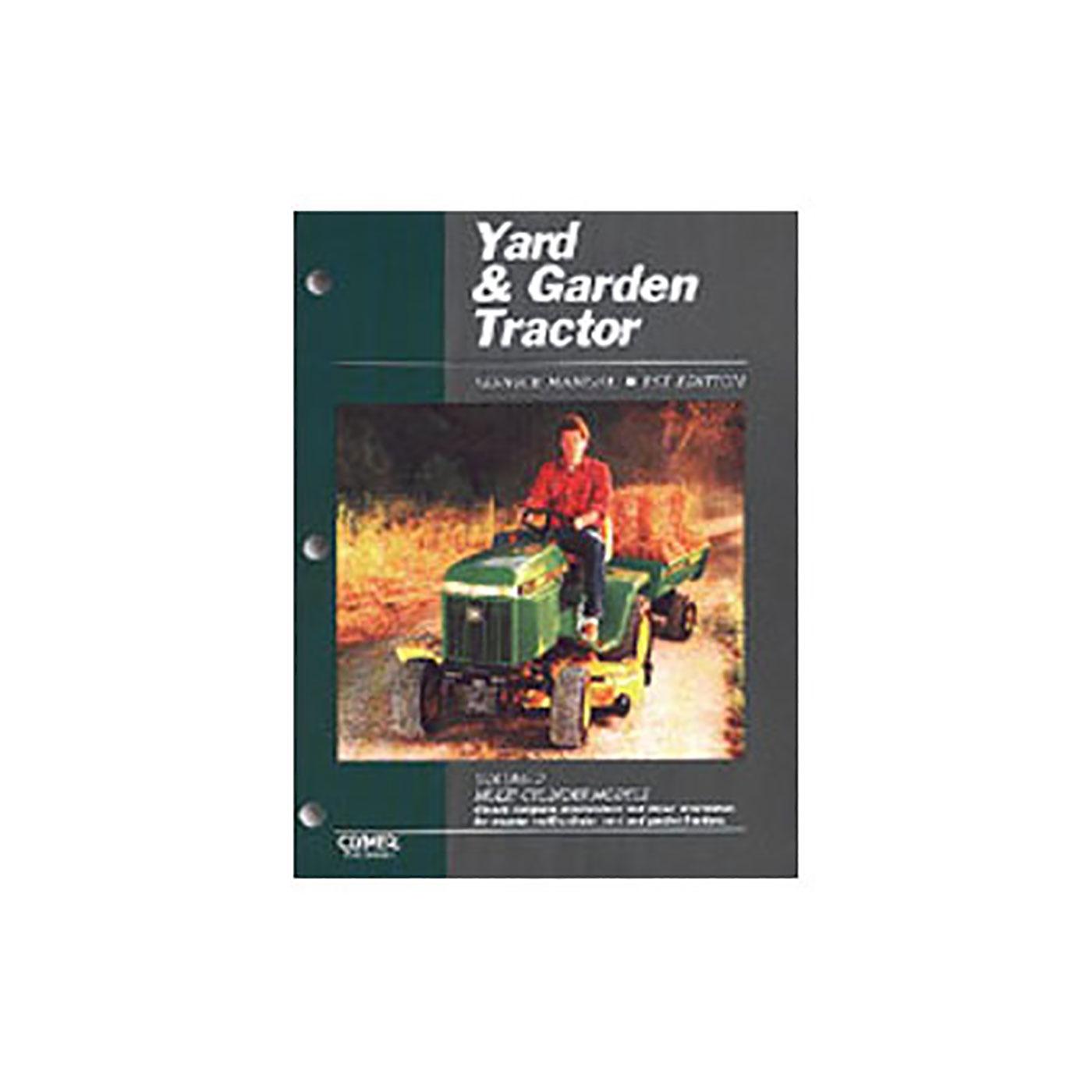Yard & Garden Tractors (Multi-cylinder models)