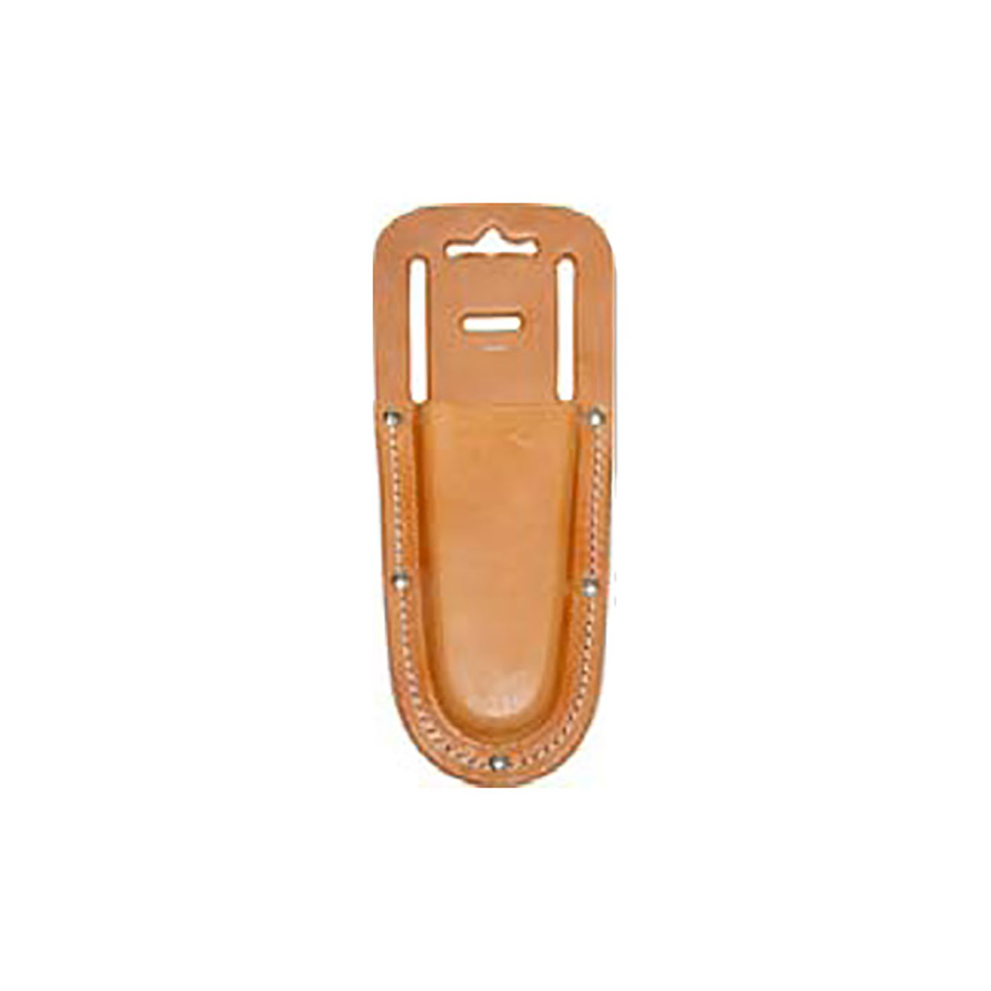 Molded Leather Pruner Holster