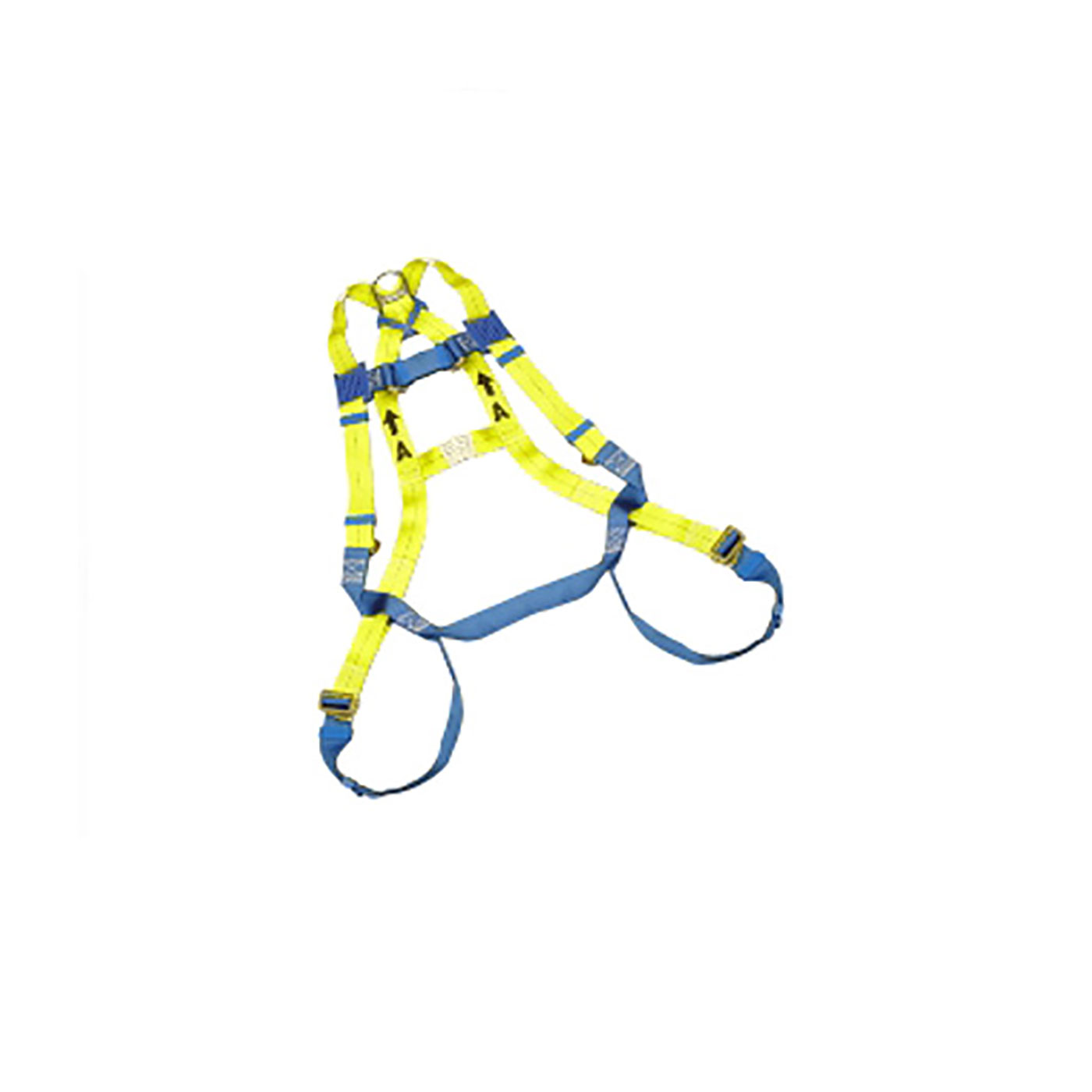 Workhorse Full Body Harness with Back D-Ring