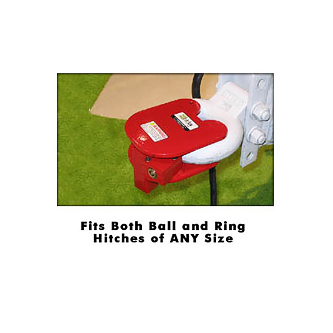 Ball & Ring Hitch Lock