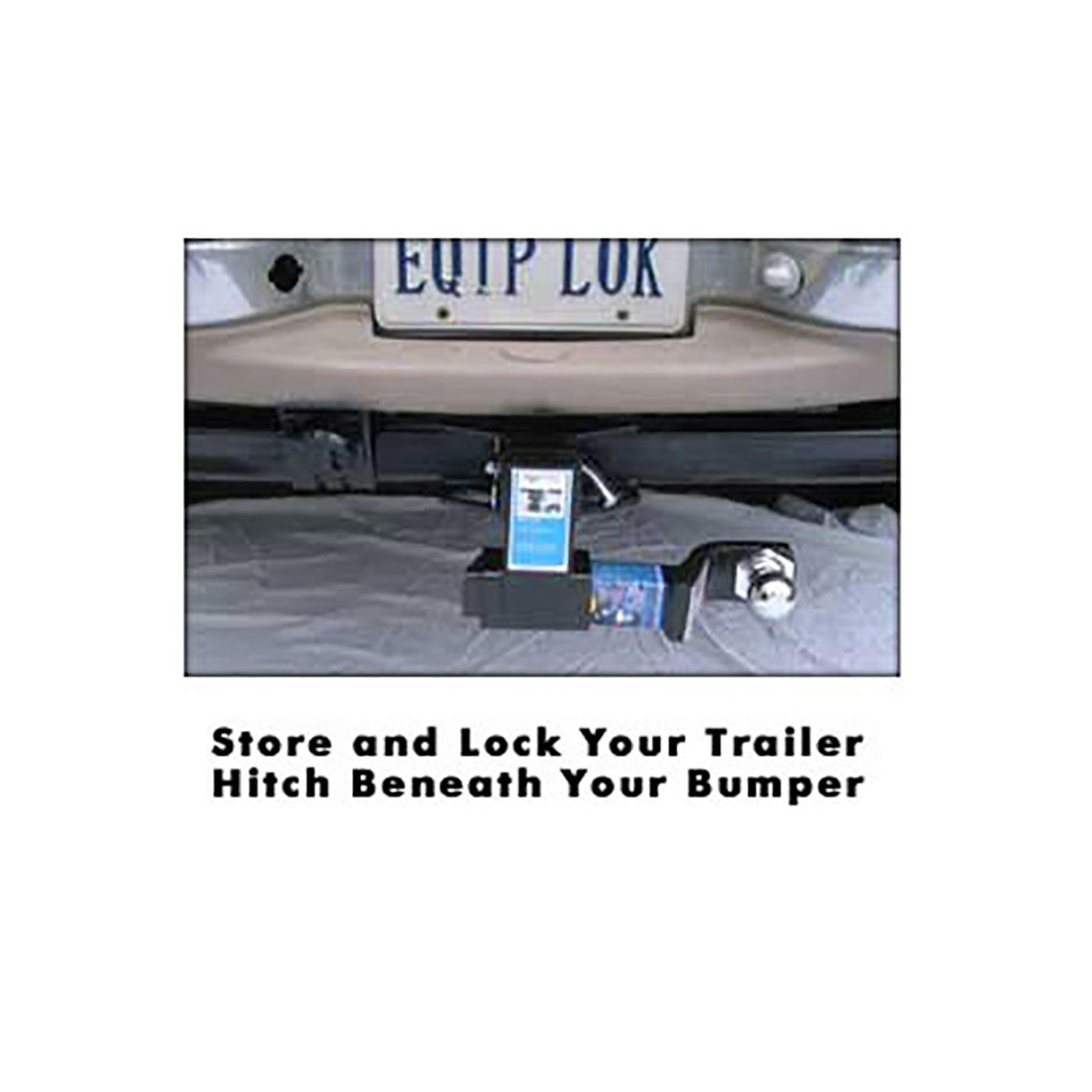 Hide-A-Hitch Lock