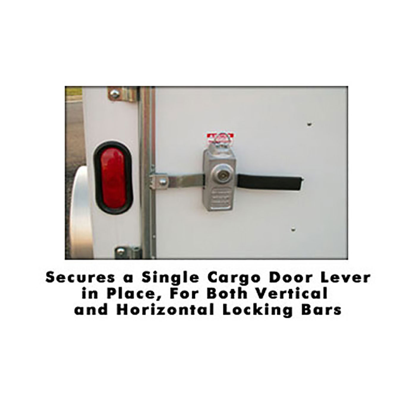 Cargo Door Lever Lock