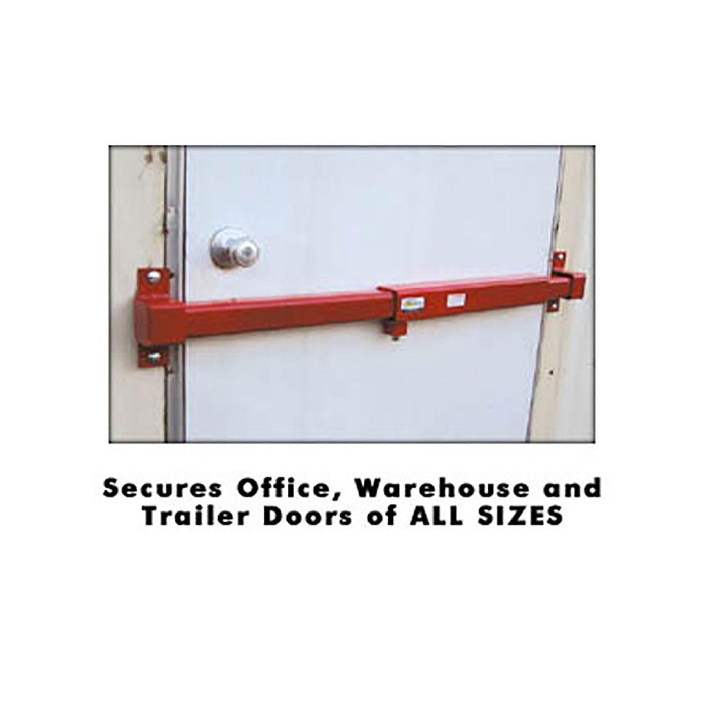 Job Site Office Door Lock