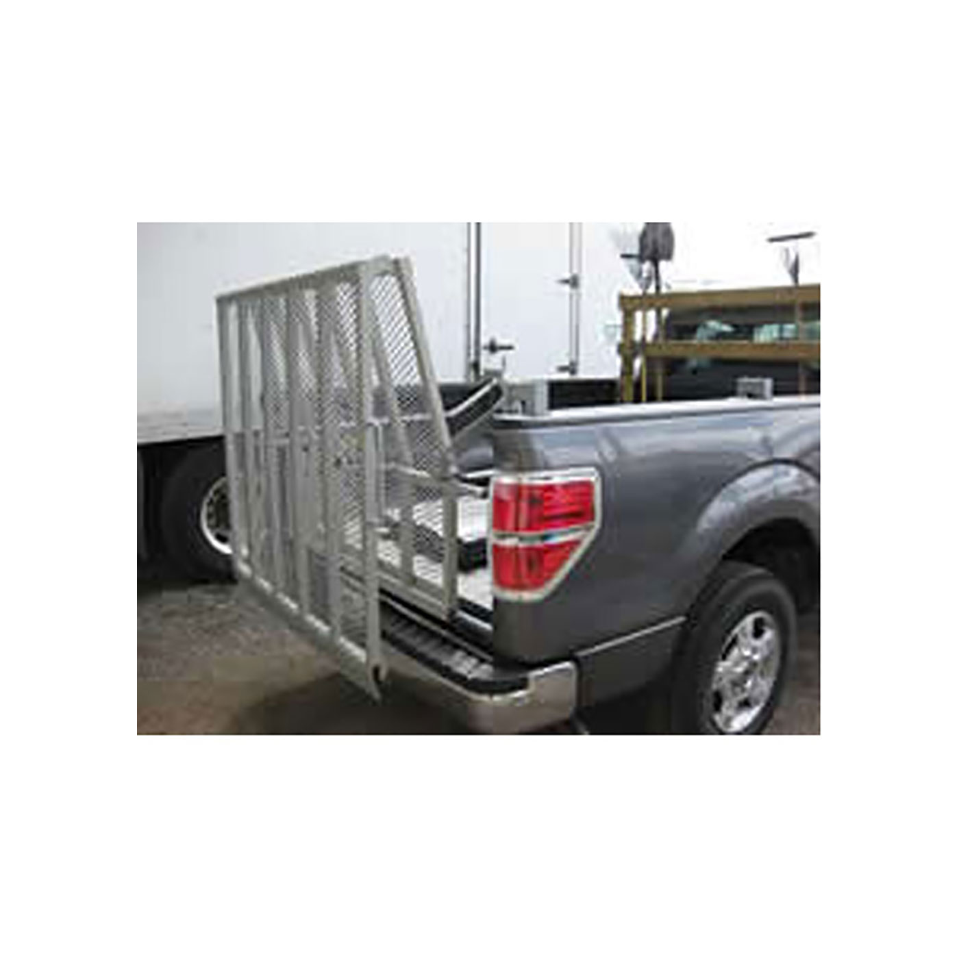 Bannerman Truck Loading Ramp