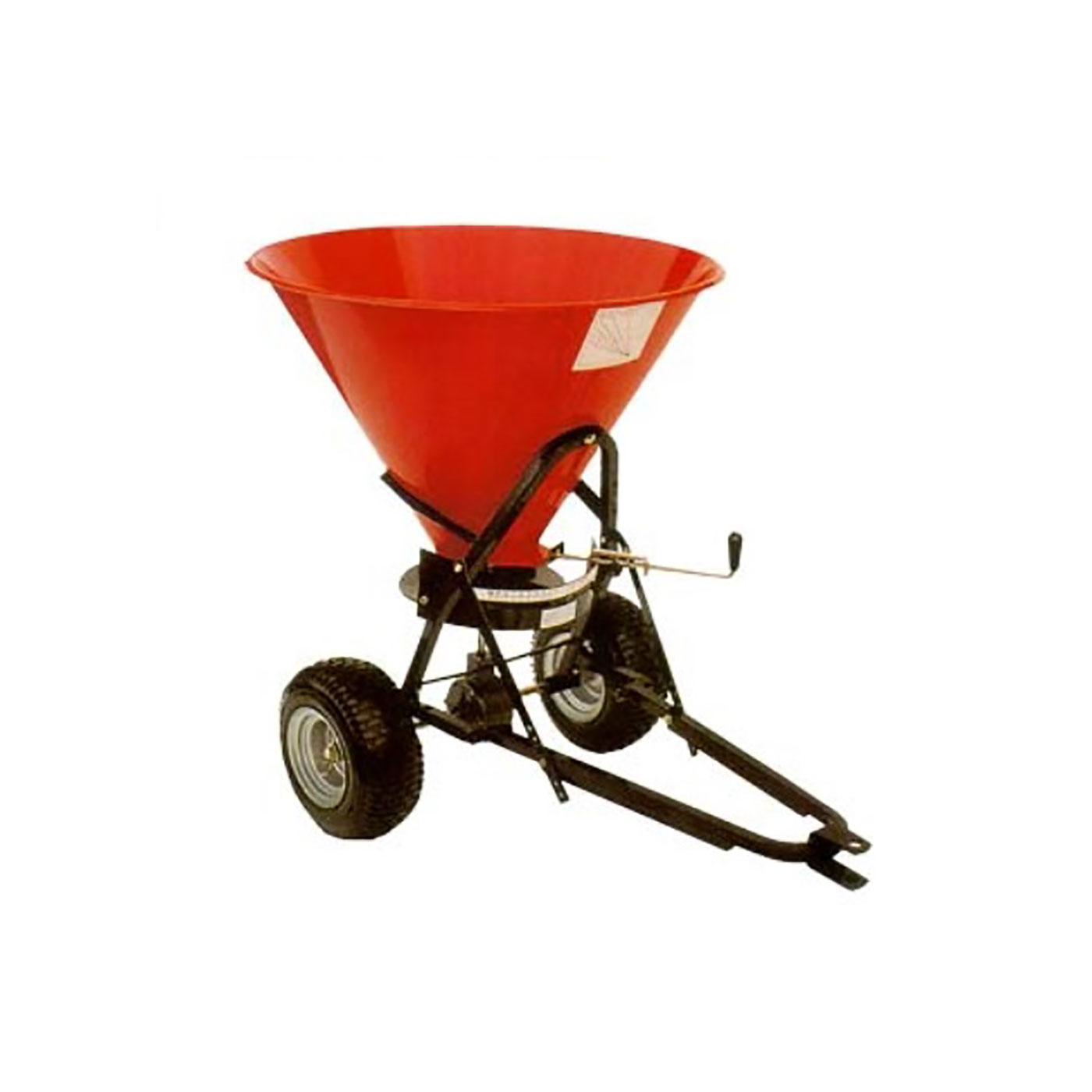 Befco Baby-Hop Tow-Behind Ground Driven Broadcast Spreader