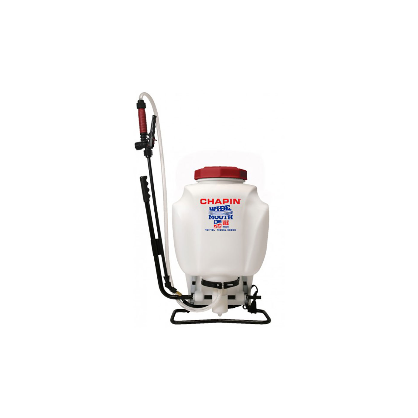 Wide Mouth Backpack Sprayer - 4G/15L