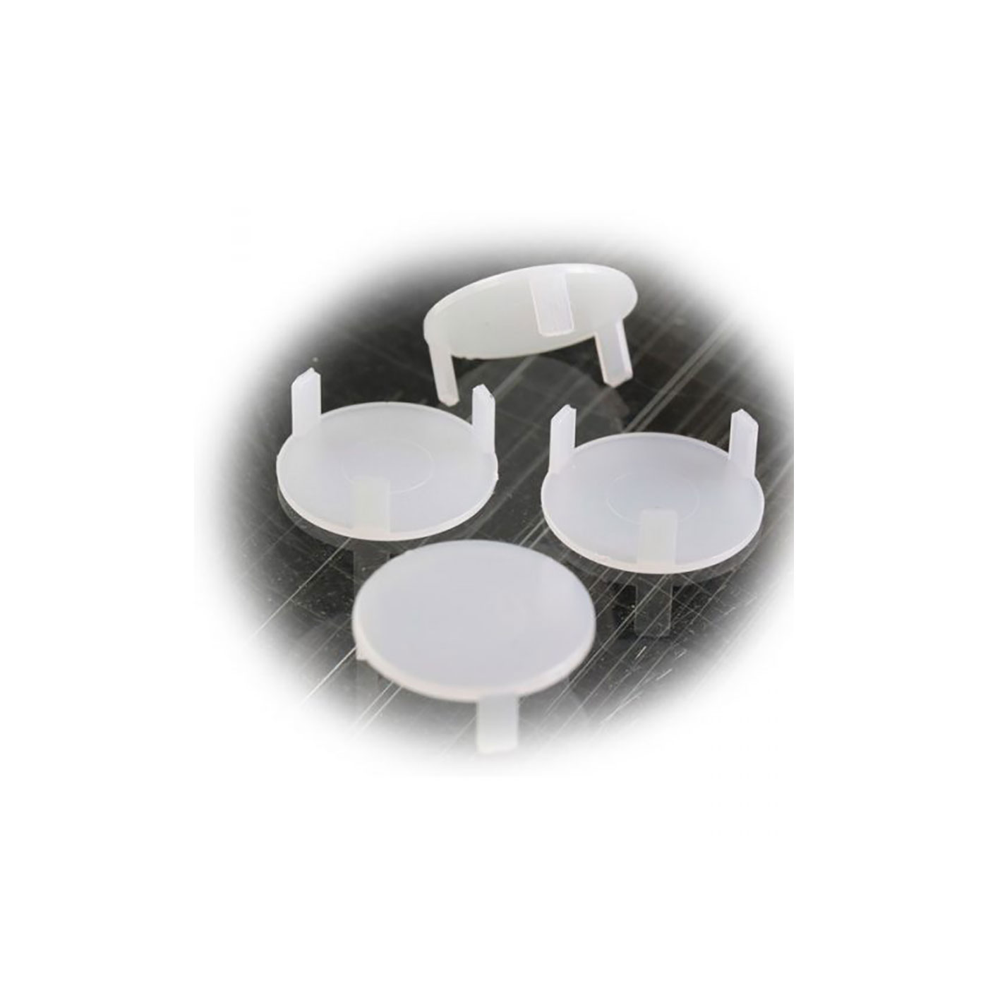 Recessed Light Diffuser Disc 4 Pack