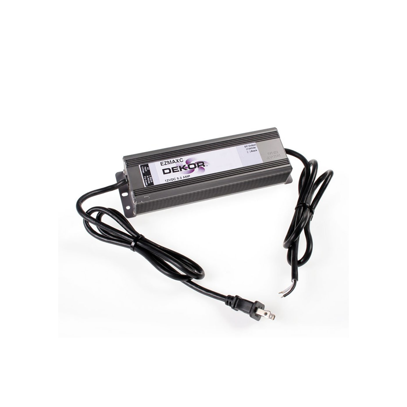 EZMAXC LED Transformer 100 Watt 12VDC