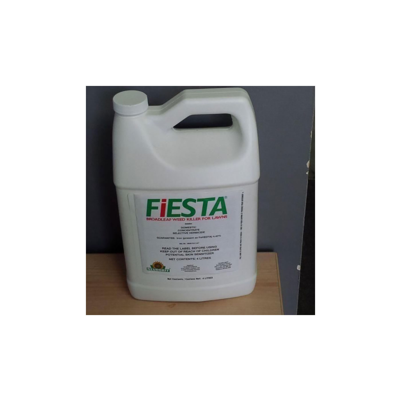 Fiesta Lawn Weed Killer (Domestic) 4L